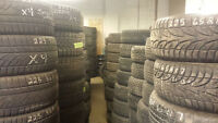 OVER 500 SETS OF GOOD USED WINTER TIRES IN STOCK NOW! Kitchener / Waterloo Kitchener Area Preview