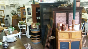 RURAL ROOTS DECOR SHOP:  hutches and sideboards