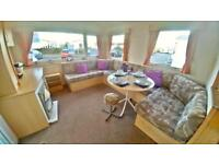 STATIC CARAVAN FOR SALE WHITLEY BAY SITE FEES INCLUDED