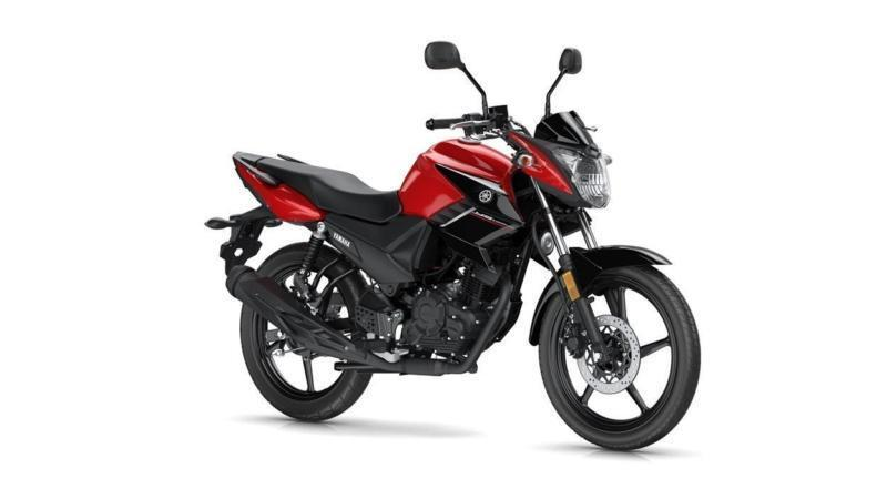 2017 Yamaha YS125 125.00 cc