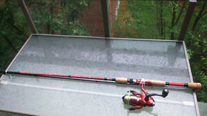ARDENT Reaper Fish spinning combo. Pre-owned.