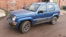Jeep cherokee extreme SPORT automatic