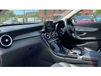 Mercedes-Benz C-CLASS C220d Sport Premium (Memory Seats)(PARKTRONIC) Auto Saloon