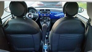 2012 Fiat 500 Coupé (2 portes)