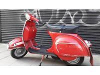 MOTO VESPA 150S