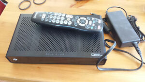 HD Shaw Cable Box