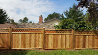 Need a new fence