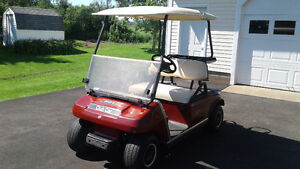2006 club car gas