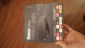 Roku Ultra Android box. Paid $140
