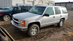97 Chevy Tahoe