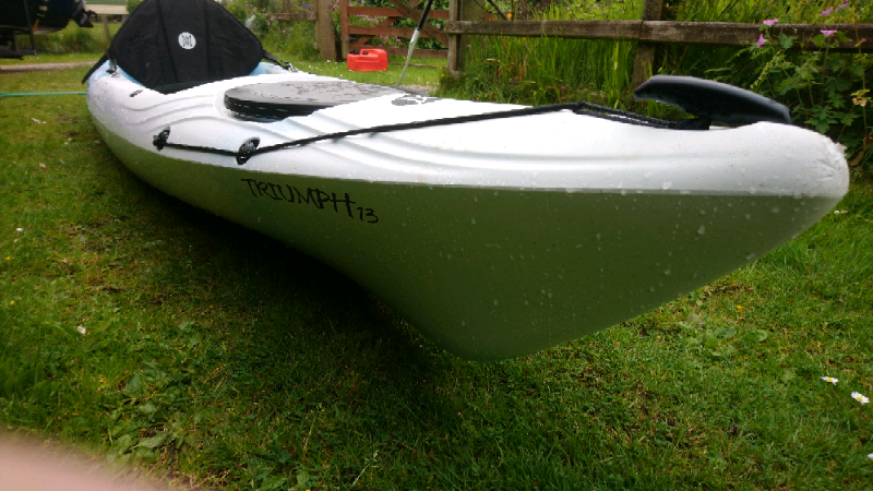 Perception Kayak Triumph 13 | in Tarbert, Argyll and Bute | Gumtree