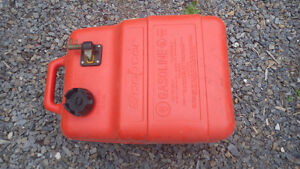 25 L gas tank for Johnson or Evinrude outboard