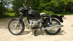 1971 BMW R75/5 Classic Motorcycle for Sale