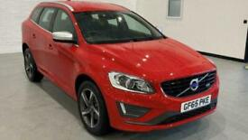 image for 2015 Volvo XC60 D4 [181] R DESIGN Lux Nav 5dr AWD Geartronic Auto FourByFour die