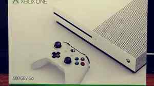 New 500GB Xbox One S