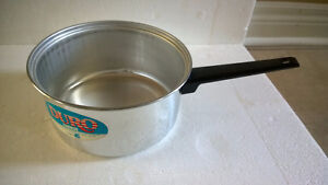 Brand new with tags Aluminum suacepan pot cooking London Ontario image 1