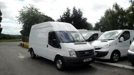2011 FORD TRANSIT 2.4 TDCI [140] LWB High Roof Van