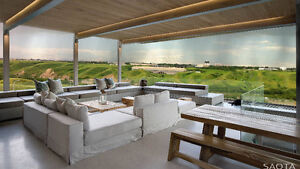 Three condo project or one luxurious view home.  Land or project