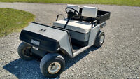 1988 EZ-GO Marathon Gas Golf Cart