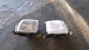 Chevy Optra Fog Lights
