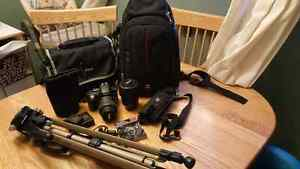 Nikon D5100 and others