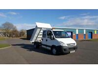 Iveco/ Seddon Daily AUTO CREW CAB TIPPER PICK UP