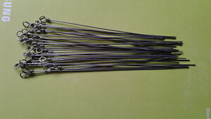 30 Stainless Steel Lure Making Wire Shafts .035