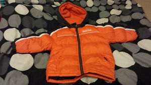 Toddler Boy Pacific Trail Colourblock Hooded Puffer Jacket