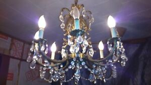 Beautiful Antique Chandelier