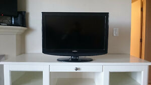 MUST SELL by Wed: TV, couch, & new IKEA entertainment set!
