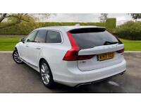 2017 Volvo V90 D5 PowerPulse AWD Inscription Automatic Diesel Estate
