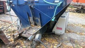 10ft hyd sander for rebuild or parts London Ontario image 2