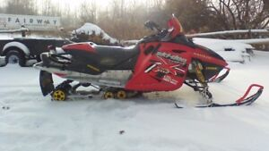 wicked trail sled