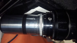 dallmeyer 6 inches f4.5  lens