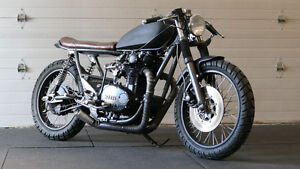 XS 650 Cafe Racer for sale or trade.