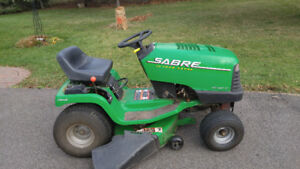 Ride On Lawn Mower, Lawn Tractor