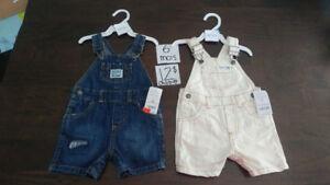 Vêtements 6 mois et 9 mois