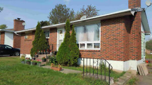 House for sale in central Moncton.