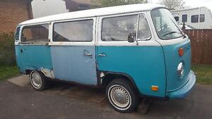 NEED SLIDER DOOR FOR 1974 VW VANAGON