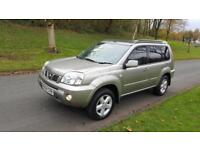 Nissan X-Trail 2.2dCi Sport, FULL SERVICE HISTORY, 1 YEARS MOT,