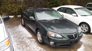 04 Pontiac Grand prix safety and e-test included