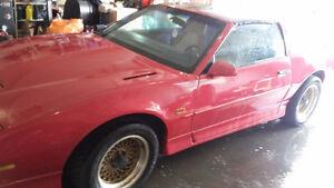 Pontiac GTA Firebird Trans Am TPI Iroc Z28 original condition