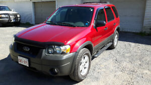 SOLD SOLD SOLD!!!    2006 Ford Escape XLT SUV, Crossover