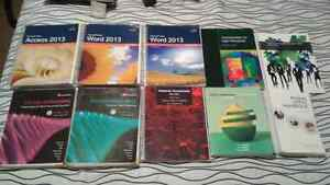 Selling Office Administration 1st year books, Mohawk College