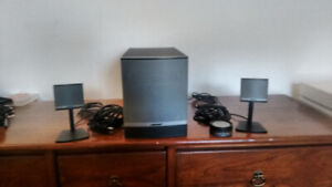 Bose Companion 3 Series II High Definition Speakers