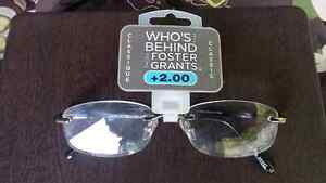 New Foster Grant reading glasses (+2.00)