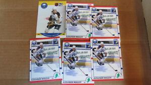 Alexander Mogilny rookie cards(6)