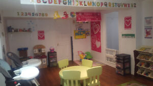 Subsidized home daycare in Pierrefonds