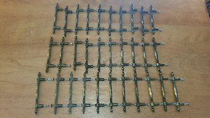 31 Cabinet Handles and screws