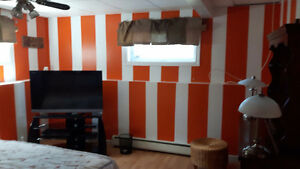 LARGE BEDROOM IN SACK. FOR RENT..MONTHLY LEASE!